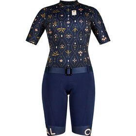 Maloja GoldpippanM. Bike Suit Women, night sky woodpieces